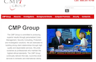 CMP Group Website Development